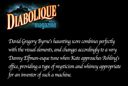 Great review of THE BLOOD OF LOVE in Diabolique
