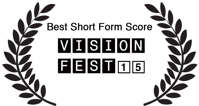David Gregory Byrne wins Best Score at Domani Vision Fest 2015